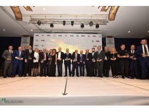 Büyükşehir'e 'Parlayan Yıldız' ödülü