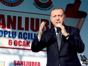 Cumhurbaşkanı Erdoğan: Kendilerince bizi yola getirmeye çalışıyorlar