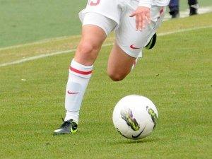 Futbolda kızların milli mesaisi