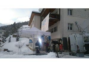 Dünya Davos'u İHA'dan takip edecek