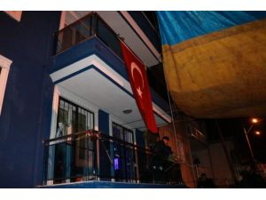 İzmir'e şehit ateşi düştü