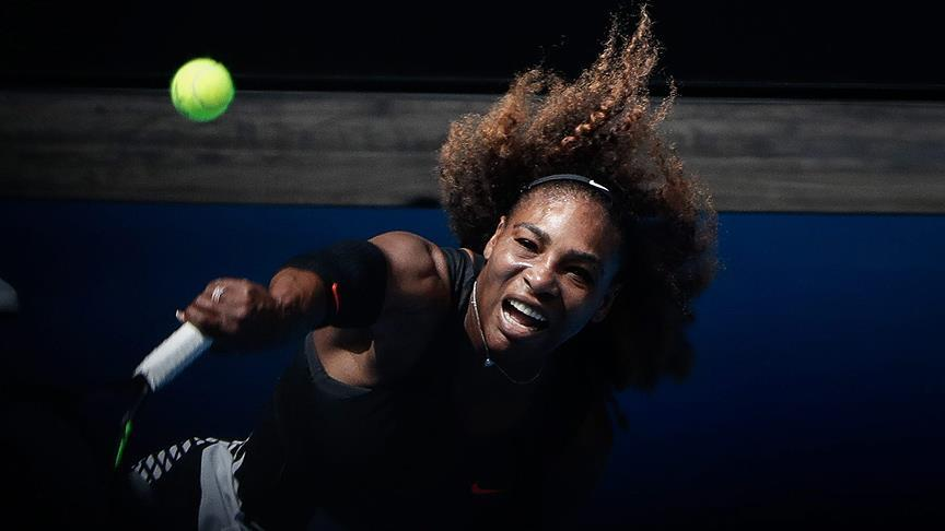 Serena Williams çeyrek finalde