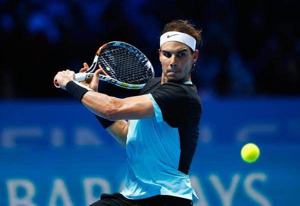 Nadal çeyrek finale yükseldi