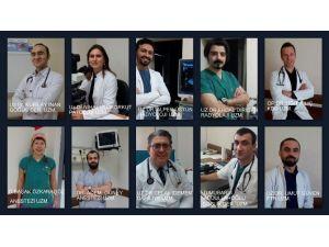 Iğdır Devlet Hastanesine doktor ataması