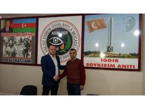 ASİMDER İstanbul Temsilciliğine Polat atandı