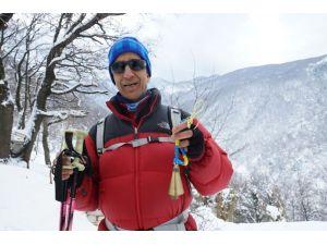 Necdet Turan 'Beş Kıtada Beş Maraton' projesinin finalini yapacak