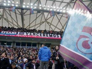 Trabzonspor, Medical Park Arena'yı sevdi