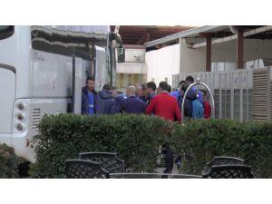 Fenerbahçe'ye yoğun güvenlik önlemi