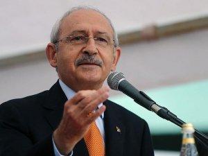 CHP Genel Başkanı Kılıçdaroğlu: Demokrasi mi tek adam rejimi mi, buna karar vereceğiz