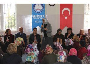AK Parti Gaziantep Milletvekil Canan Candemir Çelik: