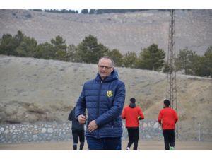 Evkur Yeni Malatyaspor derbiye Antalya'da hazırlanacak