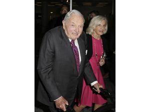 ABD'li milyarder David Rockefeller öldü