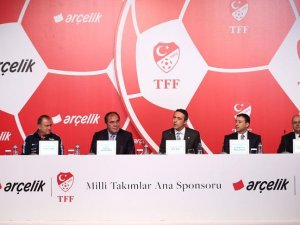 TFF'de ana sponsorluk anlaşması