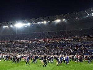 Beşiktaş'tan ceza açıklaması