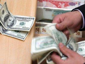 Dolar/TL 3,65'in altını gördü