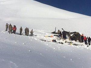 Tunceli Valisinden polis helikopterinin düşmesiyle ilgili açıklama
