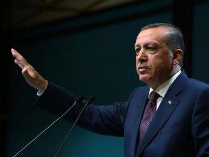 Cumhurbaşkanı Recep Tayyip Erdoğan, ''Burada asla acıma diye bir şey olamaz ''