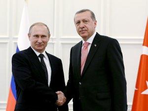 Erdoğan, 3 Mayıs'ta Putin'le Görüşmek İçin Rusya'ya Gidecek