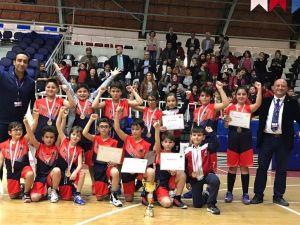 Basketbol il birinciliği müsabakaları sona erdi