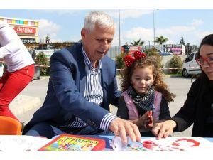 Söke Belediyesi çocuklara bayram yaşattı