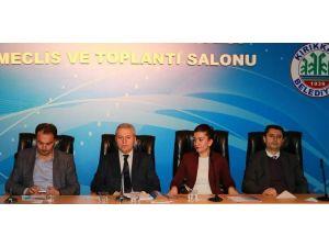 Katı Atık ve Yeşil Vadi meclis toplantıları gerçekleştirildi