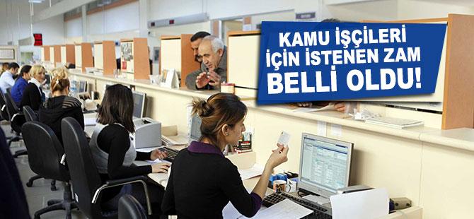 Türk-İş Kamu İşçileri İçin Yüzde 18 Zam İstedi