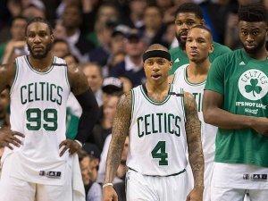 Celtics'ten üst üste 3. galibiyet