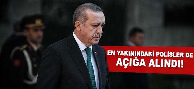 Dev Operasyondan Çarpıcı Detay: Erdoğan ve Ailesinin En Yakınındaki Polisler Açığa Alındı