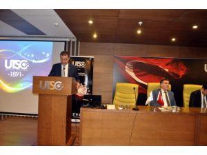 UTSO'da iş sağlığı ve güvenliğip toplantısı