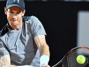 Murray Roma Açık'tan ikinci turda elendi