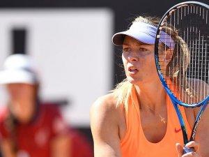 WTA'dan Sharapova'ya destek