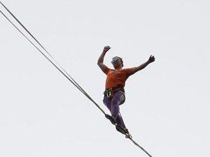Samsun'da 'ekstrem spor' festivali