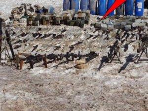 PKK'nın zulasından 19 ülkenin silahı çıktı