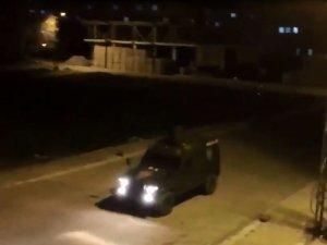 """Polis aracından """"Dursun Özbek istifa"""" anonsu"""
