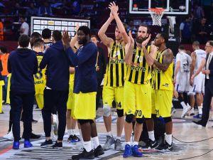 Fenerbahçe üst üste 2. kez THY Euroleague'de finalde