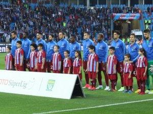 Trabzonspor'un 2017 büyüsü bozuldu