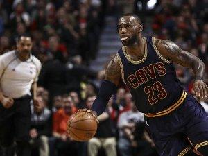 Cavaliers, NBA finaline bir adım uzaklıkta