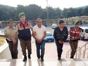 İnsan kaçakçıları suçüstü yakalandı