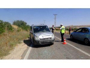 Kilis'te trafik kazası: 8 yaralı