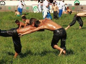 656. Tarihi Kırkpınar Yağlı Güreşleri başladı