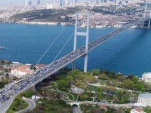15 Temmuz Şehitler Köprüsü Çift Yönlü Olarak Trafiğe Kapatıldı