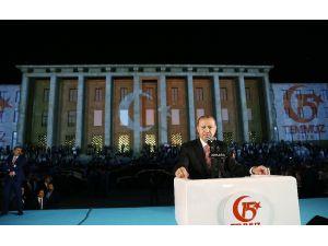 """Cumhurbaşkanı Erdoğan: """"OHAL, pazartesi günü Milli Güvenlik Kurulu gündemine gelecek, konuşacağız ve hükümetimize tavsiye kararını alacağız"""""""