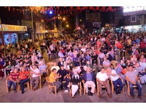 Zonguldak'ta Demokrasi ve Milli Birlik günü