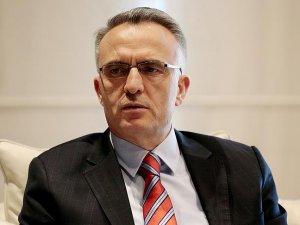 Maliye Bakanı Naci Ağbal: Ocak-haziran dönemi bütçe açığı 25,2 milyar lira oldu