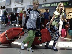 Turizmde Ruslar yine ilk sırada