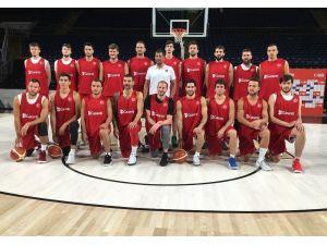 A Milli Erkek Basketbol Takımı, hazırlıklarına başladı