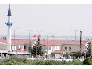 Kilis Afrin sınırında hareketlilik