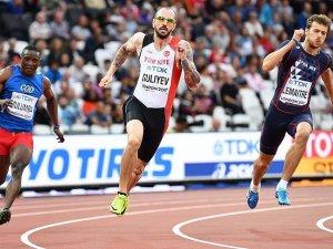 Ramil Guliyev serisinde birinci olarak finale yükseldi