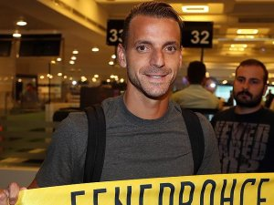 Soldado, Fenerbahçe için İstanbul'da