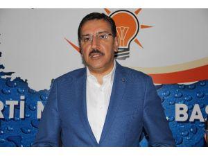 """Bakan Tüfenkci: """"Her yıl 1 milyon gencimize iş bulmak zorundayız"""""""
